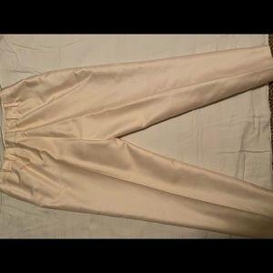 Oscar de la Renta - off white dress pants